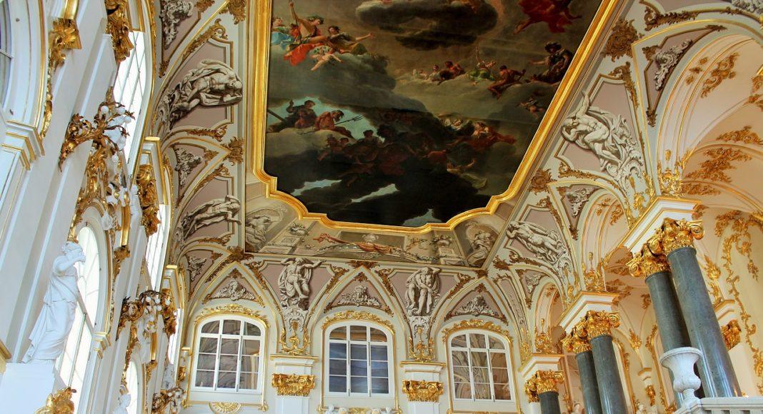 Muzeul Ermitaj, Sankt Petersburg