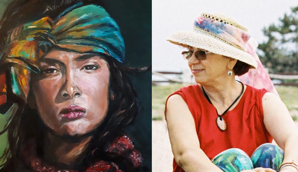 Oameni frumoși - doamna Elena Constantin