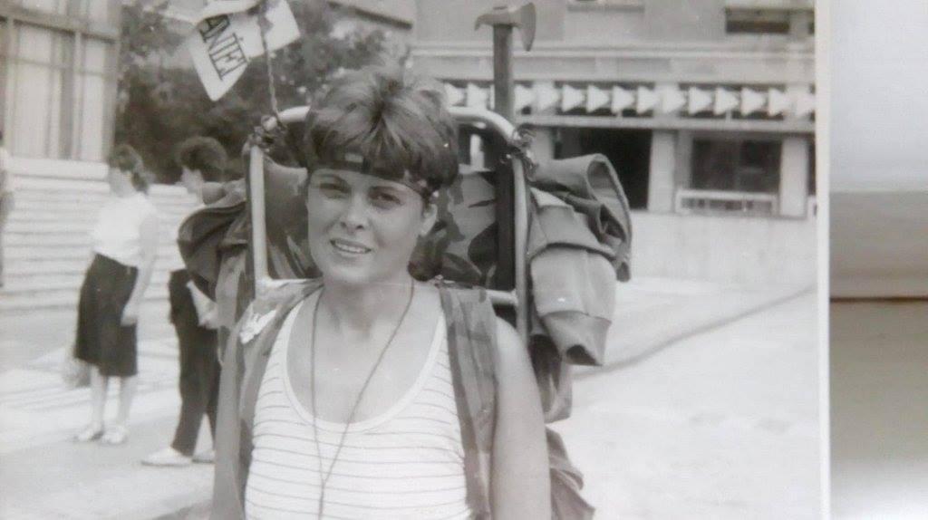 Mariea Crâșmaru în Turul României