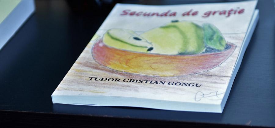 Tudori-Cristian Gongu - Secunda de Grație, editura Smart Publishing, 2019